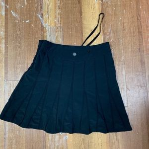 Athleta skirt skort shorts size 4 small